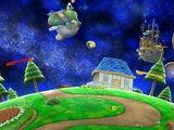 Mario Galaxy (Super Smash Bros.)