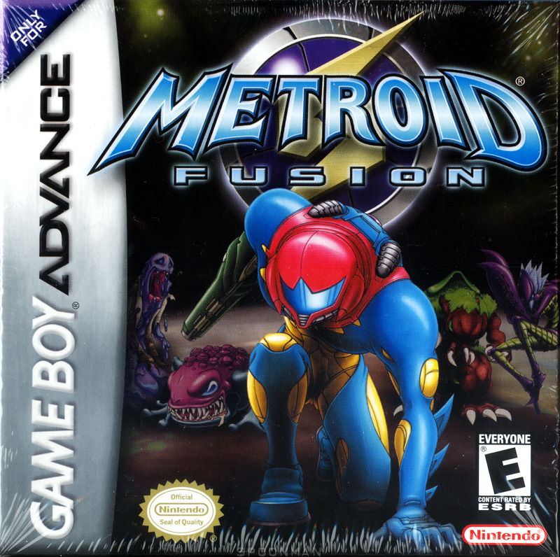 Metroid Fusion (NA)