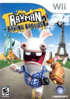 Rayman Raving Rabbids 2 Wii (NA)