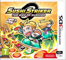 Sushi Striker - The Way of Sushido (EU)