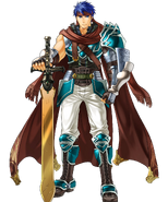 FEH Ike (Vanguard Legend)