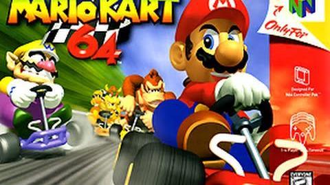 Mario Kart 64 (N64) Longplay 109