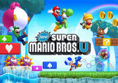 New Super Mario Bros. U artwork 1
