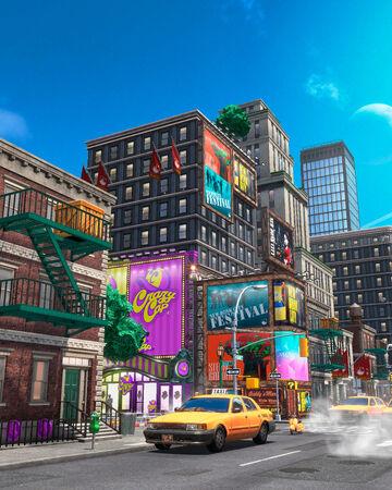 Metro Kingdom Nintendo Fandom
