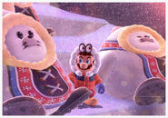 Super Mario Odyssey - Photo artwork 09