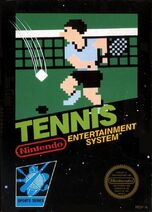 Tennis NES (NA)