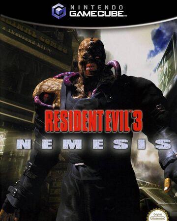 Resident Evil 3: Nemesis | Nintendo | Fandom