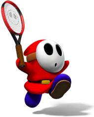 Shy Guy MPT Artwork