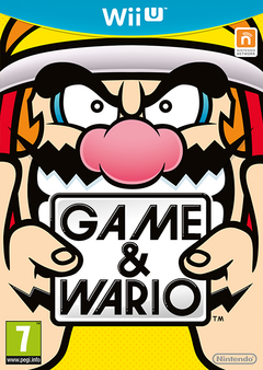 Wario Wii U