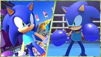 All 24 Events (Sonic gameplay) Mario & Sonic at the Olympic Games Tokyo 2020 (Switch)