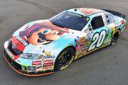 Mario NASCAR
