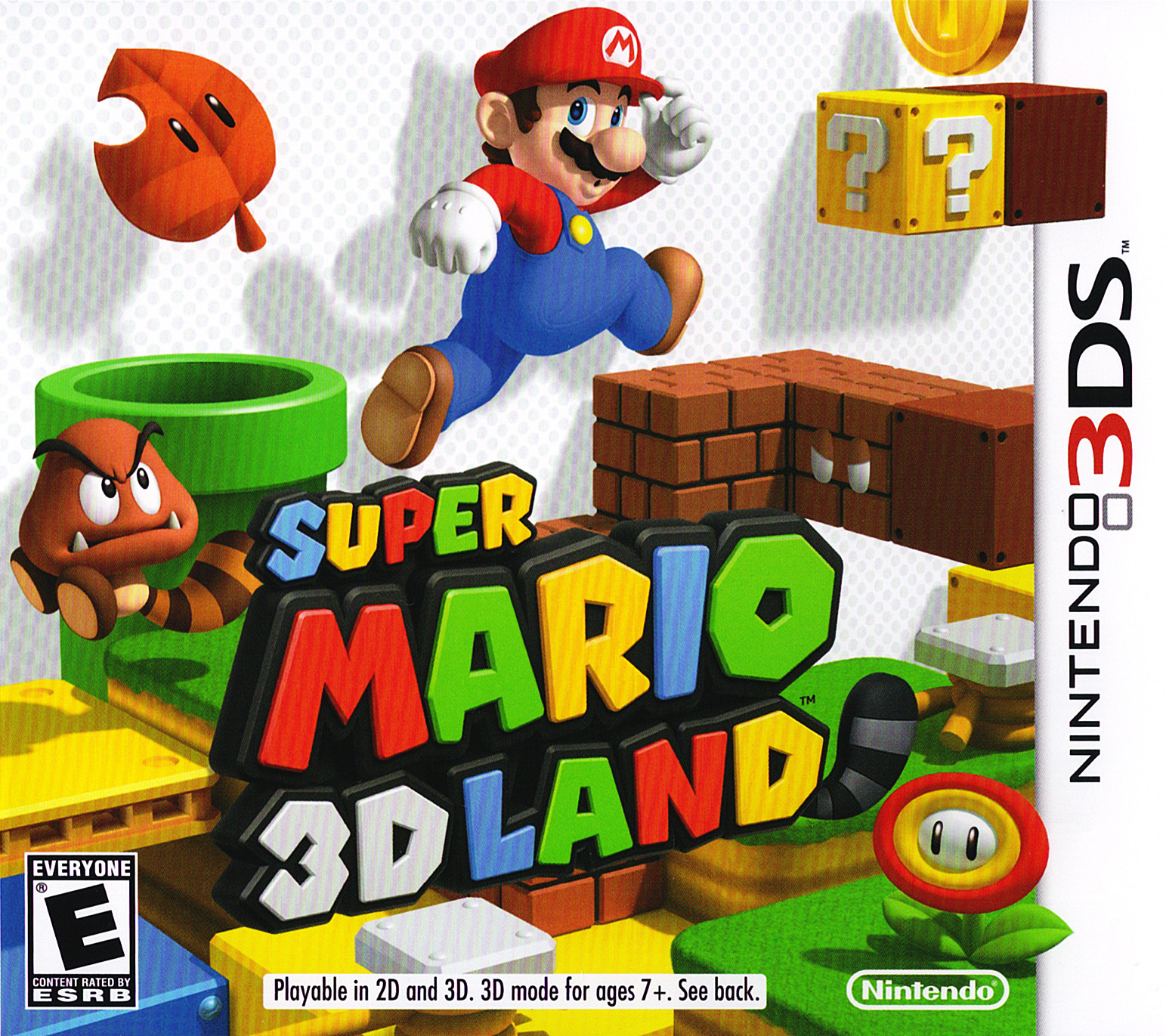 Super Mario 3D Land | Nintendo | FANDOM powered by Wikia