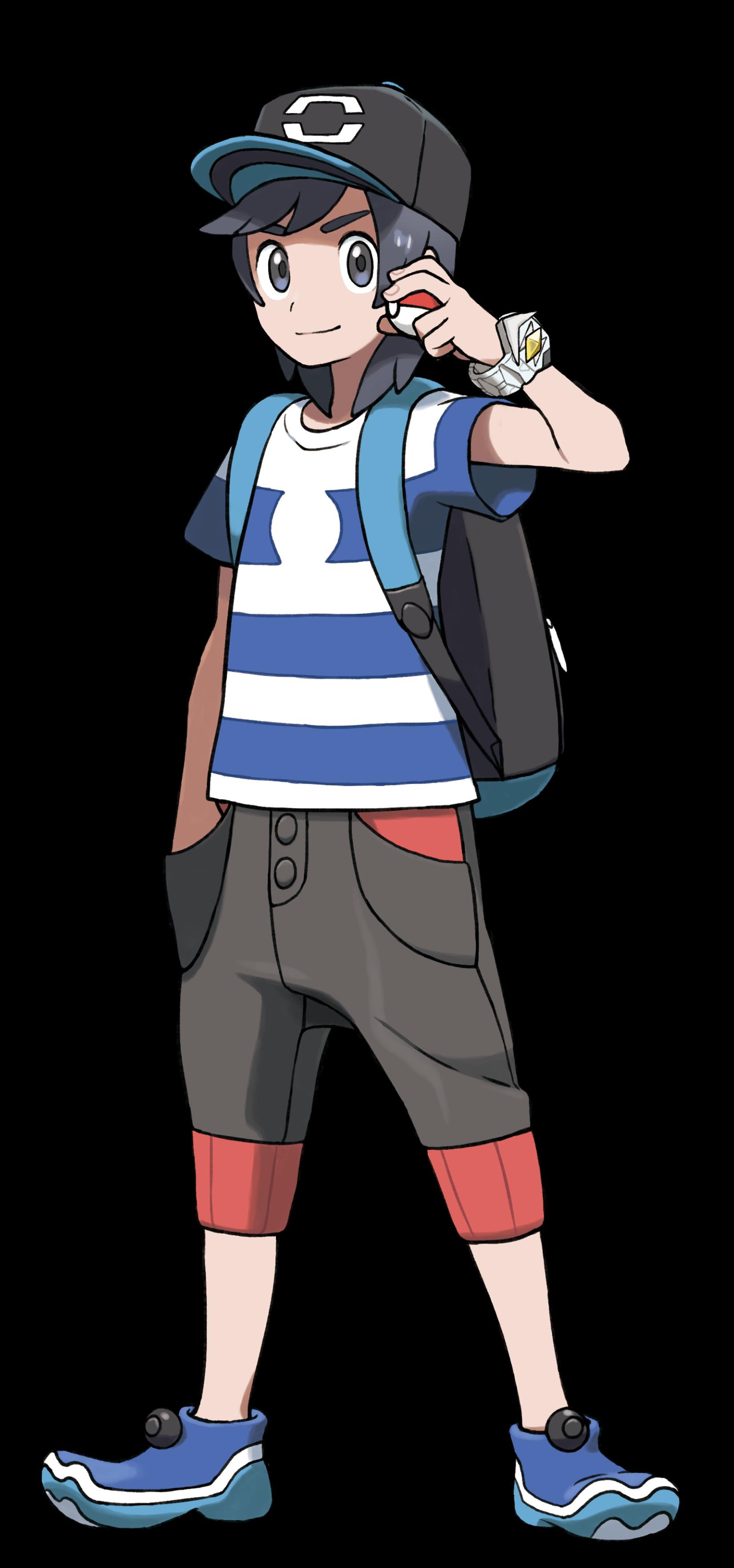 sun pokémon trainer nintendo fandom powered by wikia