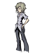 The World Ends with You Final Remix - Character Art - Joshua 6