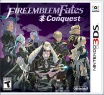 Fire Emblem Fates - Conquest (NA)