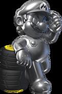 Metal Mario-Mario Kart 7