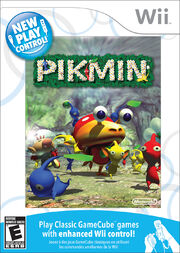 New Play Control Pikmin (NA)