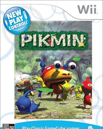 New Play Control Pikmin Nintendo Fandom