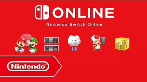 Nintendo Switch Online – Tráiler general