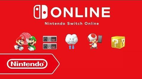 Nintendo Switch Online – Tráiler general