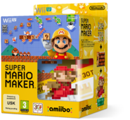 Super Mario Maker - UK Bundle
