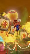 Super Mario Odyssey - Luigi's Balloon World - Screenshot 013