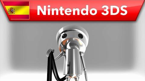 Chibi-Robo! Zip Lash - Tráiler E3 2015 (Nintendo 3DS)