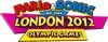 Mario and Sonic London Olympics Games Logo