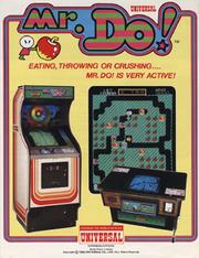 Mr Do (arcade)