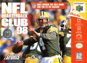 N64 NFLQuarterbackClub98 NA1