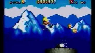 Speedy Gonzales - Nintendo Power Previews 7 segment