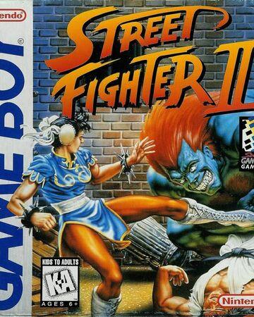 Street Fighter Gb Nintendo Fandom