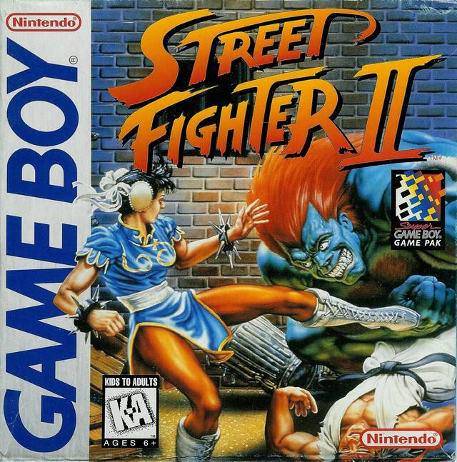Street Fighter Gb Nintendo Fandom