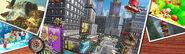 Super Mario Odyssey - Key Art 04 (background)