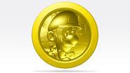 Super Mario Odyssey - Luigi's Balloon World - Luigi Coin screenshot