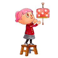 Animal Crossing - Happy Home Designer - Char 05