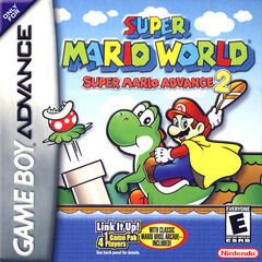 SMA2 Super Mario World (NA)