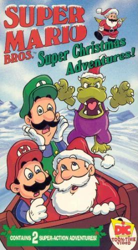 Super Mario World Christmas.Super Mario World Video Releases Nintendo Fandom Powered