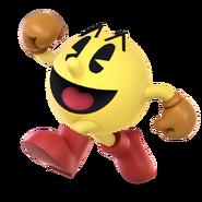 Super Smash Bros. Ultimate - Character Art - Pac-Man