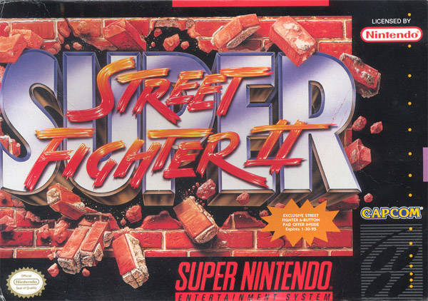 Super Street Fighter Ii The New Challengers Nintendo Fandom