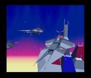 Andross' starship