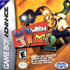 Earthworm Jim 2 (GBA) (NA)