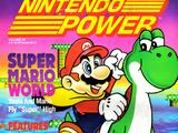 Nintendo Power V28
