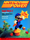 Nintendo Power Volume 1 - Scan