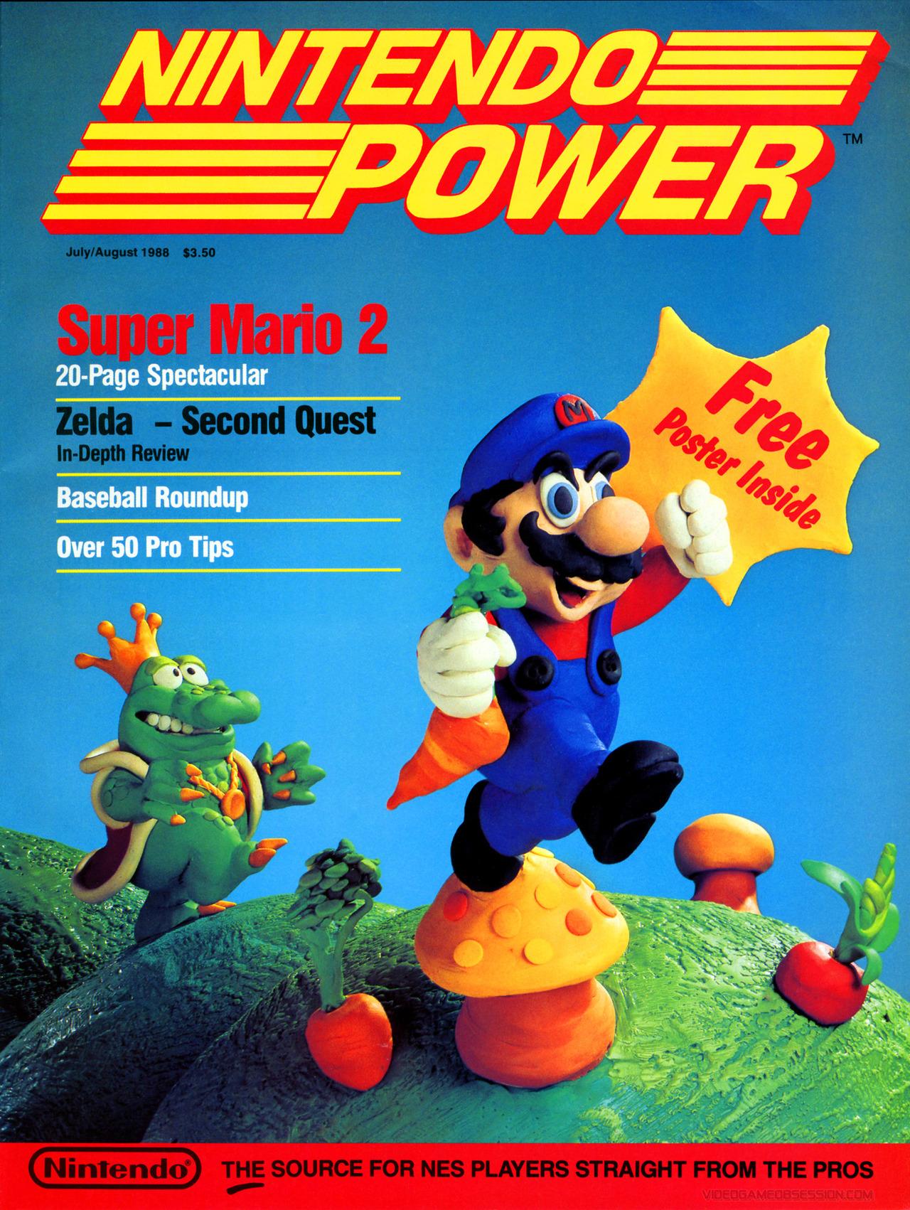 Nintendo Power V1
