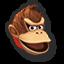 SSB3DSWU Donkey Kong stock