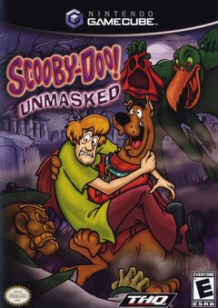 Scooby-Doo! Unmasked (GC) (NA)