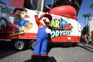 Super Mario Odyssey Tour Kick Off Event Photo 2