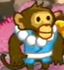 Swords & Soldiers Chinese ninja monkey
