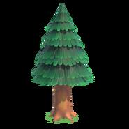 Animal Crossing New Horizons - Cedar tree